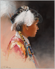 Carrie Lone Eagle - SOLD